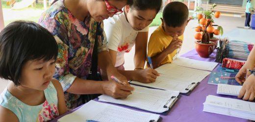 ประชุมผู้ปกครองระดับชั้นอนุบาล ปีการศึกษา 2562
