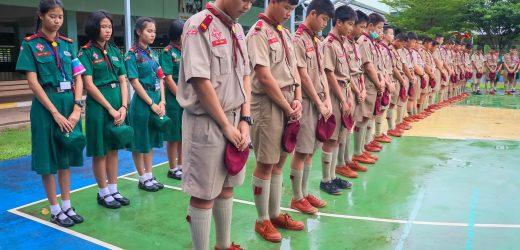เปิดกองลูกเสือสามัญรุ่นใหญ่ ปีการศึกษา 2562