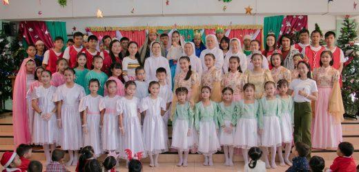 กิจกรรมฉลองวันคริสต์มาส ปีการศึกษา 2562