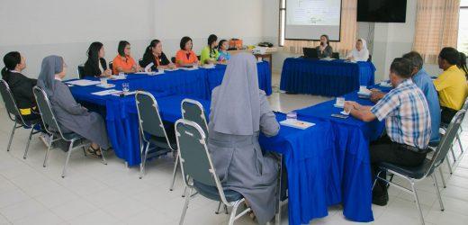 ประชุมคณะกรรมการบริหารสถานศึกษา