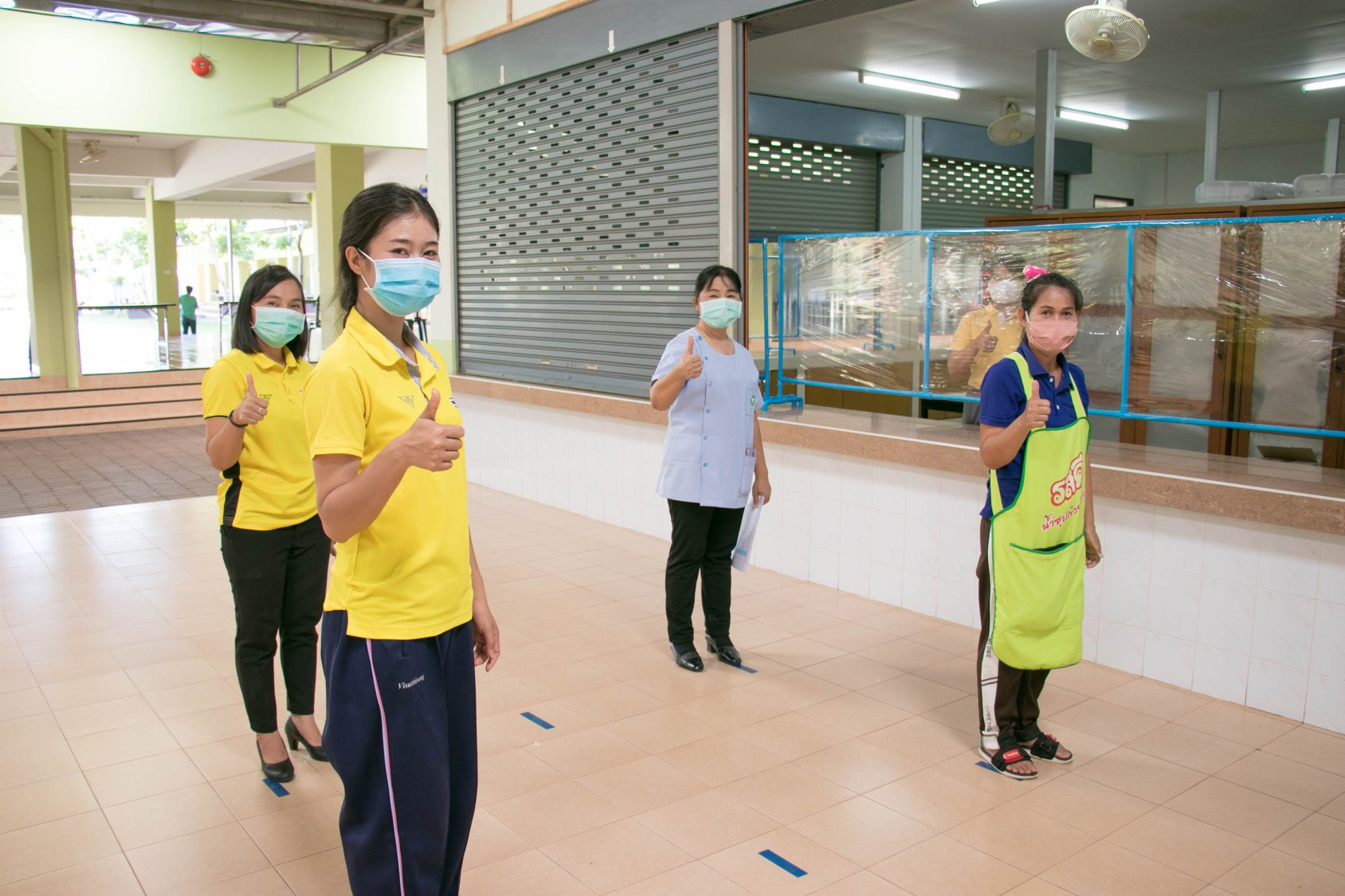 ติดตามมาตรป้องกันโรคโควิด 19